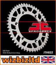 JT Aluminium 51 Tooth Rear Sprocket Husqvarna 511 TE 2011-12 JTA82251