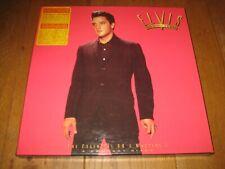 5 CD box Elvis Presley 140 tracks inclusief boek (4540)