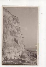 Peacehaven Sussex Vintage RP Postcard 504b