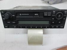 Autoradio originale 6X0035152C Vw Polo, Lupo Blaupunkt BETA  [8878.17]