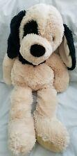 """Heritage Collection Ganz Ralph Plush Puppy Dog  28"""" Tan Beige Black"""