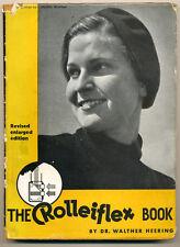 "Dr.W.Heering  ""The Rolleiflex Book A Handbook for Rolleiflex and ..."" 1936  D795"