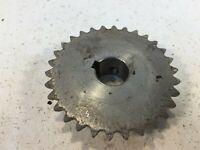 41B26 Roller Chain Sprocket 5//8 Inch Bore