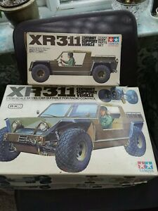 Tamiya Vintage XR-311  Combat support vehicle 1/12 Scale
