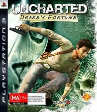 Uncharted: Drake's Fortune *NEW & SEALED* PS3