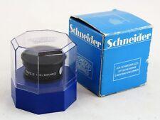 4x vintage enlarger lens - Schneider 50mm, Zeiss 40mm, Nikon 50mm, Echo 75mm