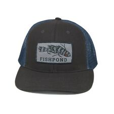 Fishpond Meathead Fly Fishing Cap, Charcoal Slate