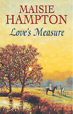 """VERY GOOD"" Hampton, Maisie, Love's Measure, Book"