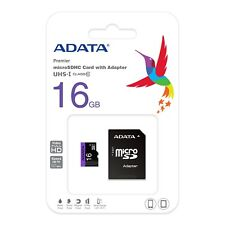 16GB 16G Ultra MicroSD  Class 10 TF Flash SDHC Memory Card mobile Samsung LG