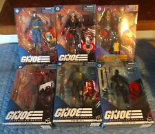 GI JOE CLASSIFIED REGAL COBRA COMMANDER LOT