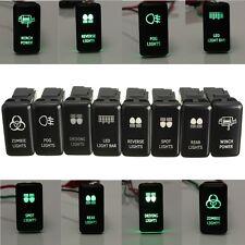 12V LED Spot Work Light Push Switch For Toyota Landcruiser Hilux Prado FJ CRUISE