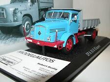 ATLAS DDR Nutzfahrzeuge, IFA H 6, Kipper, 1954 - 1959, 1/43