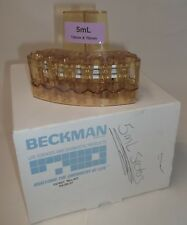 Beckman Coulter PTS-2000 Centrifuge Sector 5mL 13mm X 75mm 757621 5-Pack NIB