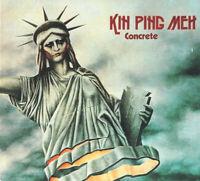 *NEW* CD Album Kin Ping Meh - Concrete (Mini LP Style Card Case) Krautrock