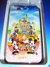 Walt Disney Pin HK Disneyland 5TH Anniversary IPHONE4 HARD CASE COVER APPLE