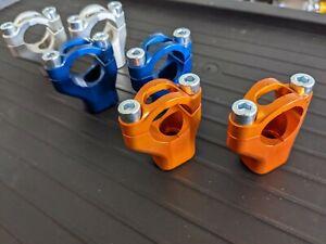 Handlebar Clamps CNC Machined
