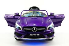 Electric Car Kids Ride-On Car MP3 USB Player Battery Powered 12v Wheels RC Toy