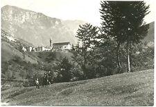 CLAUT - PARTICOLARE ALPINO (PORDENONE) 1952