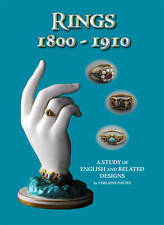 RINGS 1800-1910-DEFINITIVE BOOK DEVOTED TO GEORGIAN/VICTORIAN RINGS
