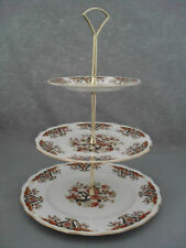 Colclough Royale 3 tier cake stand.
