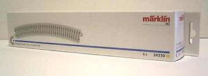 24330 MARKLIN HO 6 Curved C-Track R3 - 1 box - NEW