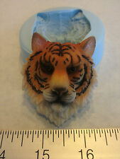 TIGER SILICONE MOLD #83 CHOCOLATE, FONDANT, GUMMY, KIDS, FAVORS, CANDY,CRAFTS