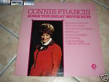 Connie Francis - Sings the great movie hits - LP 1976