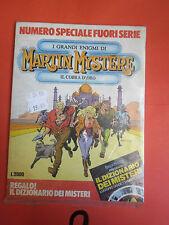 MARTIN MYSTERE-SPECIALE- N°1 -in 1°EDIZIONE- GRANDI ENIGMI-DETECTIVE IMPOSSIBILE