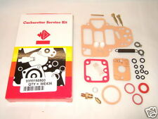 WEBER 45 DCOE 152  CARB/CARBURETTOR SERVICE KIT ORIGINAL 225 N/VALVE