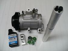 2006 2007 2008 2009 HUMMER H3 (3.5L & 3.7L) NEW A/C AC COMPRESSOR KIT