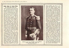 1915 Captain Murray Fraser Sueter Director Of Air Department At The Admiralty