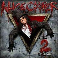 ALICE COOPER WELCOME 2 MY NIGHTMARE CD NUOVO SIGILLATO !!