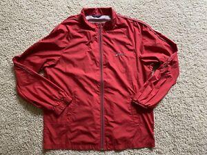 asics running jacket