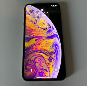 Apple iPhone XS Max - 256 GB - Silver (Unlocked) A2101 (GSM)