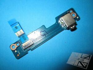 Dell Latitude E5550 Audio Board with Cable LS-A912P