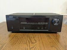 Denon AVR-1713 5.1 Channel 3D Pass Through Networking Home Theater AV Receiver