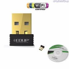 New 150Mbps Mini USB WiFi Wireless Adapter Network LAN Card 802.11 b/g /n WC9