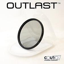 OUTLAST 77mm CPL Circular Polarizing Filter for Auto Focus Cameras Polarized CPL