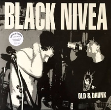 BLACK NIVEA - Old & Drunk (LP) (EX/G+)