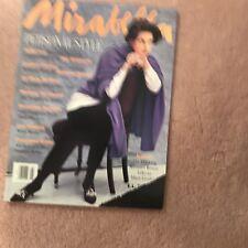 Mirabella Magazine May 1991 Isabella Rossellini