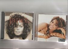 Janet Jackson : All for you + Janet  / TWO CD Albums