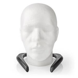 Nedis Bluetooth® Nackenbügel-Lautsprecher mit Mikro zum Freisprechen