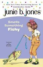 Junie B. Jones Smells Something Fishy (Junie B. Jones 12, Library Binding)