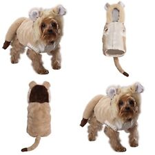 "Dog Halloween Costume - Lil Lion - Casual Canine - Large L - 20"" Length"