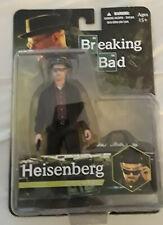 "Mezco Breaking Bad Heisenberg Walter Action Figure -""New-Unopened"""