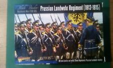 Boxed Warlord Games Black Powder 28mm Prussian Landwehr Regiment