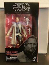 Star Wars Black Series: Tobias Beckett #68 (NIB) 6 Inch