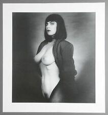 Dieter Blum Photo Kunstdruck Art Print Poster 43x46cm Nude Akt Nus 2003 B&W SW
