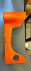 Gariz XS-CHXT1OR Genuine Leather Camera Half Case for Fujifilm X-T1 (Orange)