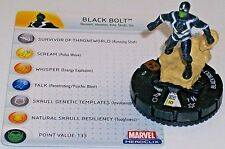 BLACK BOLT(SKRULL) #104 The Incredible Hulk HeroClix OP LE